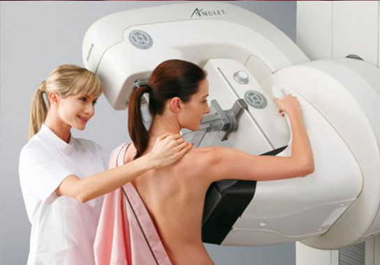 Диагностика рака молочной железы (диагностика рака груди)